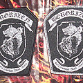 Bergrizen Coffin Woven Patches