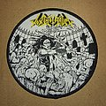 Toxic Holocaust - Patch - Toxic Holocaust Round Woven Patch
