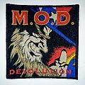 M.O.D. - Patch - M.O.D. Devolution Woven Patch