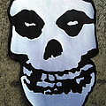 Misfits Embroidery Back Patch