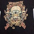Megadeth - TShirt or Longsleeve - Megadeth Tour Tee ©2012