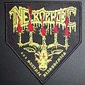 Necrophobic - Patch - Necrophobic Woven Patch