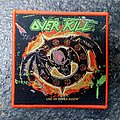 Overkill - Patch - Overkill Woven Patch