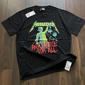 Metallica - TShirt or Longsleeve - Metallica T Shirt And Justice For All