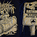 Cattle Decapitation - Bathing in a Grease Disposal Unit TShirt or Longsleeve