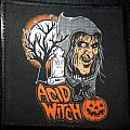 Acid Witch - Halloween 2013 Printed Patch