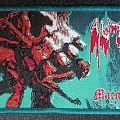 Autopsy - Macabre Eternal Woven Strip Patch