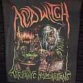Acid Witch - Witchtanic Hellucinations Backpatch