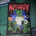 Autopsy - Severed Survival Woven Patch