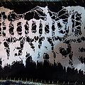 Hooded Menace - Logo Woven Patch
