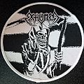 Exhumed - Obscurity Woven Patch