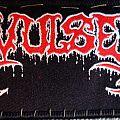 Avulsed - Logo Woven Patch