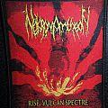 Nekromantheon - Rise Vulcan Spectre Woven Patch