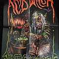 Acid Witch - Witchtanic Hellucinations Poster