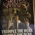 Skinless - Trample the Weak, Hurdle the Dead Flag (Signed) Other Collectable