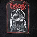 Nocturnal - Thrash with the Devil Tombstone Patch