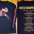 Cattle Decapitation - TShirt or Longsleeve - Cattle Decapitation - Human Jerky Longsleeve