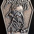 Cattle Decapitation - Death Atlas Pin Pin / Badge