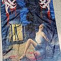 Mortician - Chainsaw Dismemberment Flag (Signed) Other Collectable