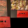 Cattle Decapitation - Tape / Vinyl / CD / Recording etc - Cattle Decapitation - Human Jerky Cassette (Red)