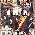 Decibel Magazine, December 2019