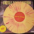 Cattle Decapitation - Tape / Vinyl / CD / Recording etc - Cattle Decapitation - Human Jerky Vinyl (Ready for Spewage)