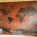 Cattle Decapitation - Post Anthropocene World Map Other Collectable