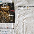 Cattle Decapitation - World On My Shoulders Shirt