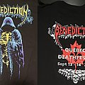 Benediction - Quebec Deathfest II Shirt
