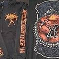Cattle Decapitation - Lava Logo Hoodie Hooded Top