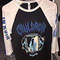 Cauldron - TShirt or Longsleeve - Cauldron In Ruin Baseball Shirt