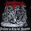 T shirt Morbosidad - Profana la cruz del nazareno