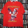 Bruce Dickinson - Accident of Birth 1998 Red Shirt