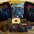Benediction - 1993 World Violation Tour  / Transcend The Rubicon & Collection TShirt or Longsleeve