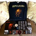 Sepultura - Beneath the Remains 1989 By Blue Grape  & Collection TShirt or Longsleeve