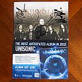 Unisonic - Other Collectable - Unisonic - Unisonic CD Album Postcard Signed 2012