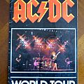 AC/DC - Back In Black World Tour Programme 1980 Other Collectable