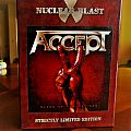Accept - Blood of the Nations CD Box Set  Limited Edition 2010 by Nuclear Blast  Tape / Vinyl / CD / Recording etc