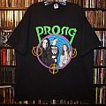 Prong - TShirt or Longsleeve - Prong - Prove You Wrong With USA Tourdates 1992