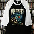 Gruesome - TShirt or Longsleeve - Gruesome - 2016 Dimensions of Horror EP  ©️ Relapse Records