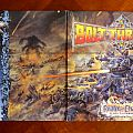 Bolt Thrower - Realm Of Chaos 1989 LP Original Cover and Complete Artwork Tape / Vinyl / CD / Recording etc