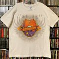 Journey - TShirt or Longsleeve - Journey - European Tour 2011 with dates