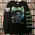 Nocturnus - The Key 1990 by Earache Boot LS from 2009