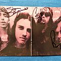Death - Individual Thought Patterns 3 CD  Booklet Set signed Tape / Vinyl / CD / Recording etc