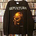 Sepultura - TShirt or Longsleeve - Sepultura - Beneath the Remains ©️ Blue Grape ®️ New York - Amsterdam