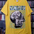 Carcass  - Cabeza (Yellow TS) 2014 by Nuclear Blast
