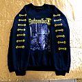 Entombed - TShirt or Longsleeve - Entombed - Left Hand Path 1990 Sweatshirt XL OG Earache