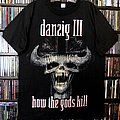Danzig - III How the Gods Kill - Dirty Black Summer Europe 1992