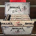 Metallica - Live Shit: Binge & Purge tour 1993 CD + VHS Equipment transport Box Set