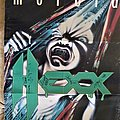 Hexx - Other Collectable - Hexx - Morbid Reality - 1992 Poster Signed by the band ©️ Century Media